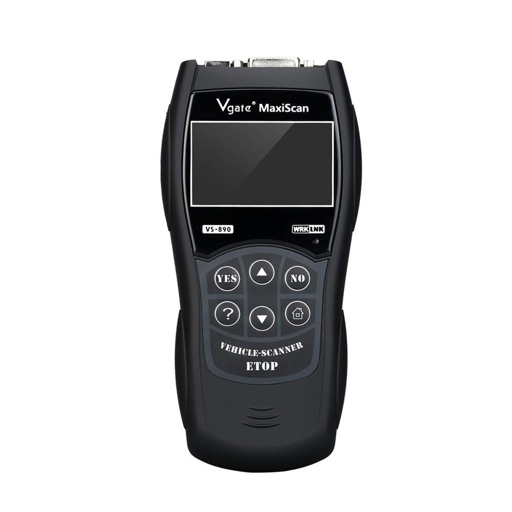 tomtop.com - [US Warehouse] Universal Car Fault Reader Code Auto Scanner Vehicle Diagnostic Tool, $24.99 (Inclusive of VAT)