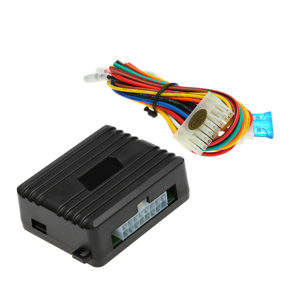 12v Universal Auto Power Window Roll Up Closer Module For