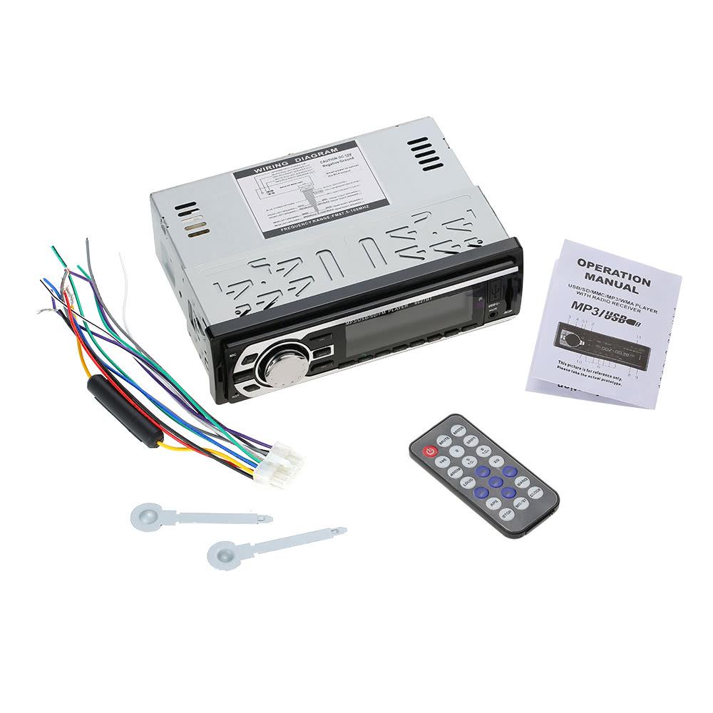 Jsd 8027bt Multifunction Stereo Bt Vehicle Mp3 Player Car Radio Sony Drive 5 Manual