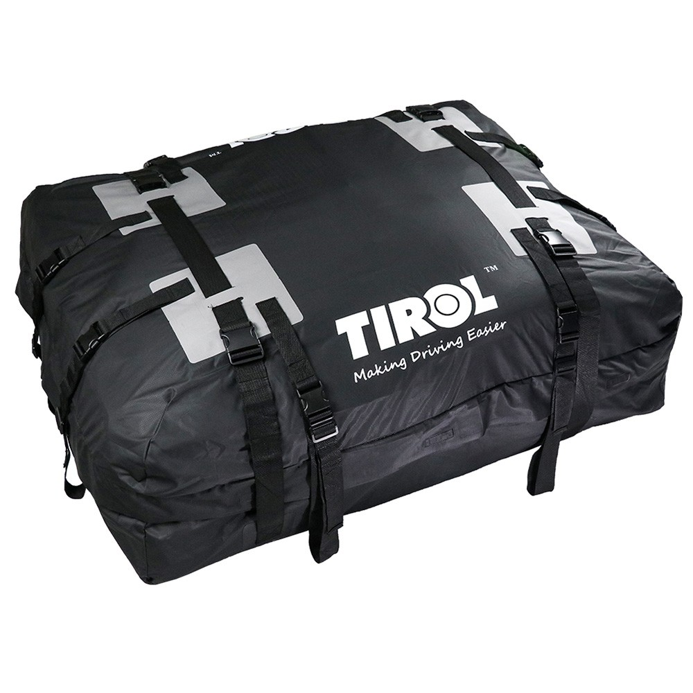 $10 OFF TIROL Waterproof Car Roof Top Carrier,free shipping $77.99