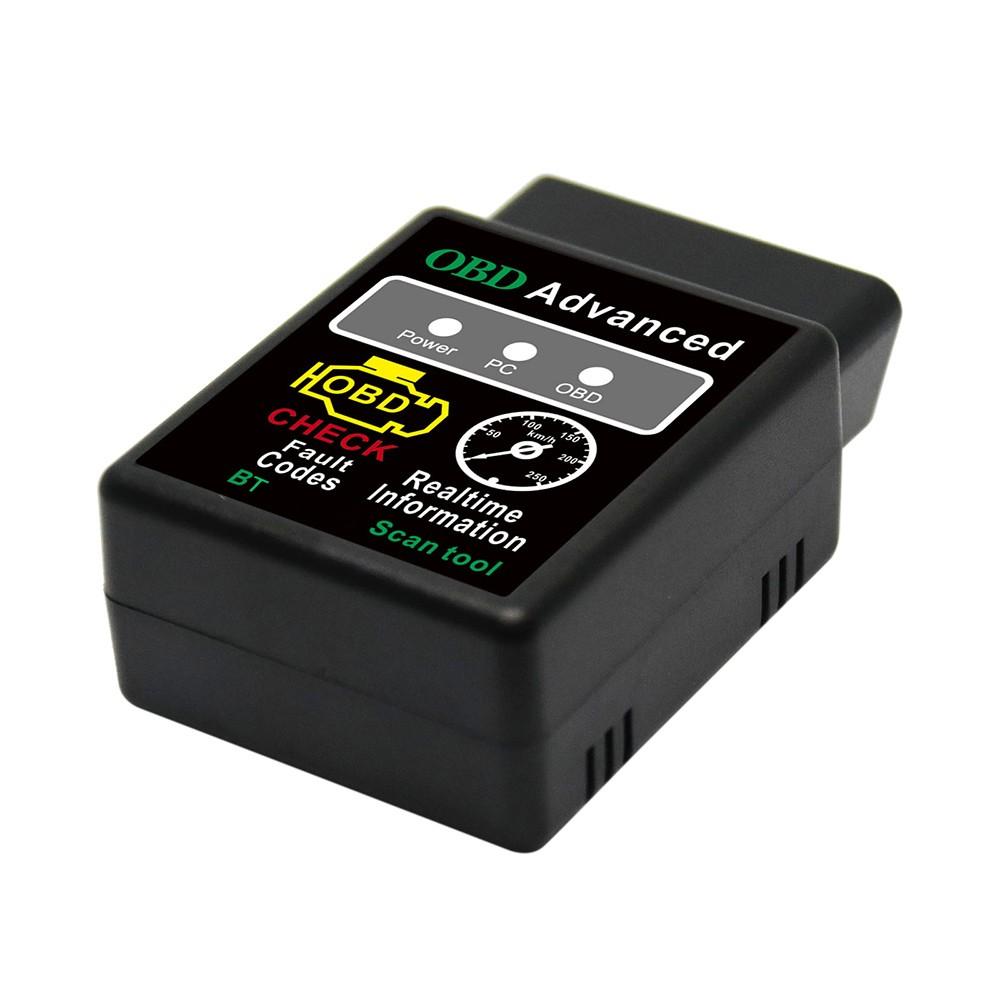 V02H2-1 V2 1 BT 2 0 Interface OBDII Car Diagnostic Scanner Code Reader Tool  for Android