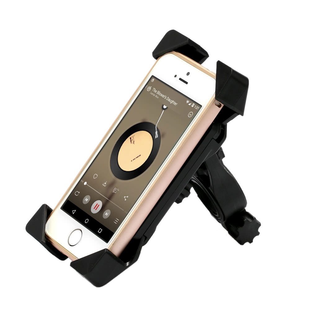 Motorcycle Bicycle MTB Road Bikes Phone Mount Cell Phone Holder Handlebar  Phone Mount Cycling GPS Mount for iPhone 6 6S Plus 5S / Samsung Galaxy S7  S6