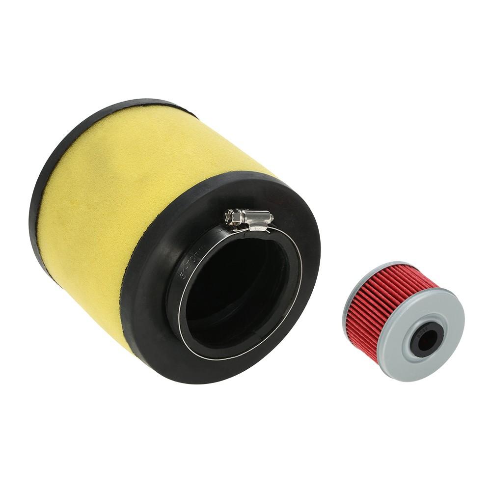 New Air Filter Oil Filter Amp Spark Plug For Honda Rancher