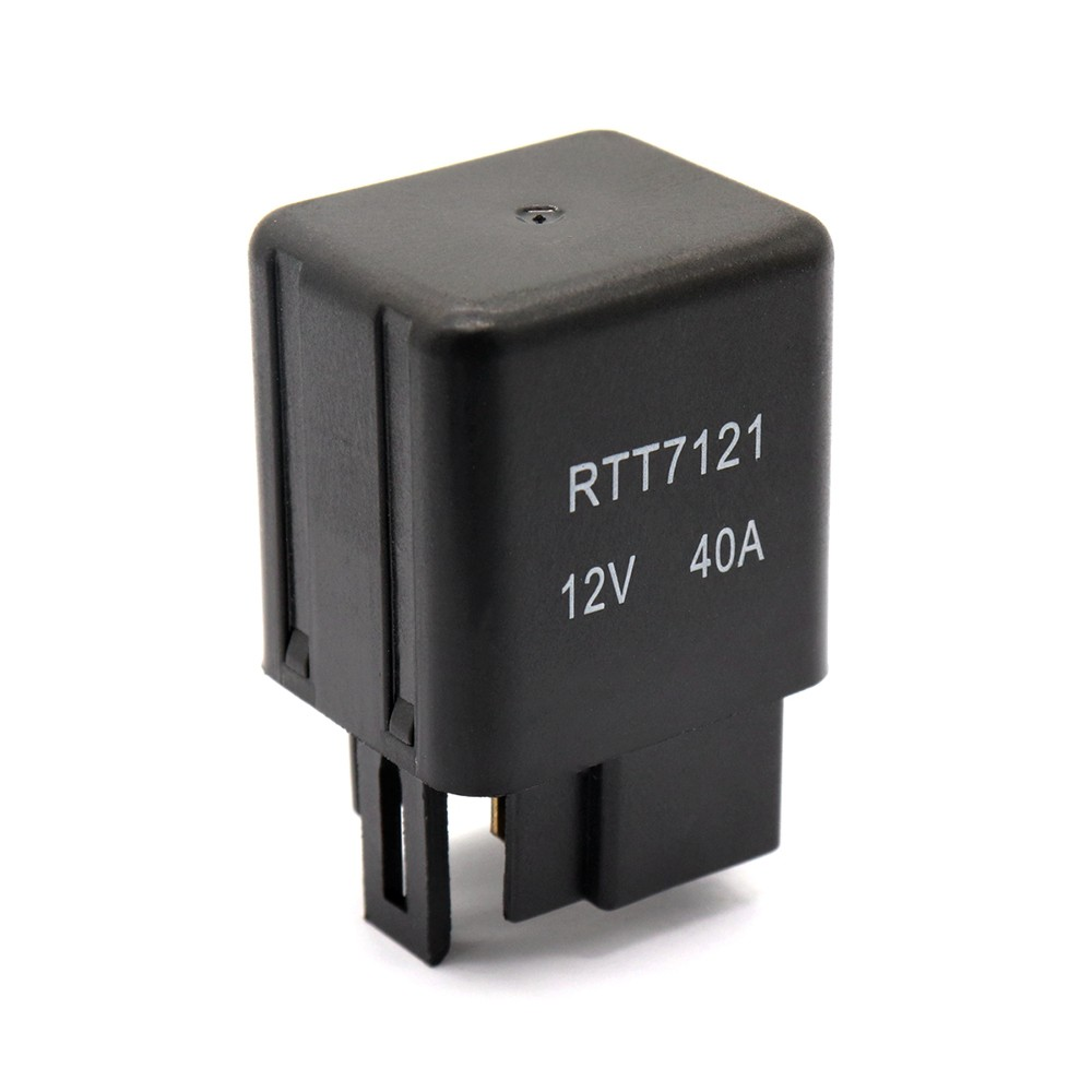 12 Slot Relay Box 6 Relays Slots Atc Ato Standard Fuses Holder Waterproof Fuse Block With 6pcs Universal For Automotive And Marine Use