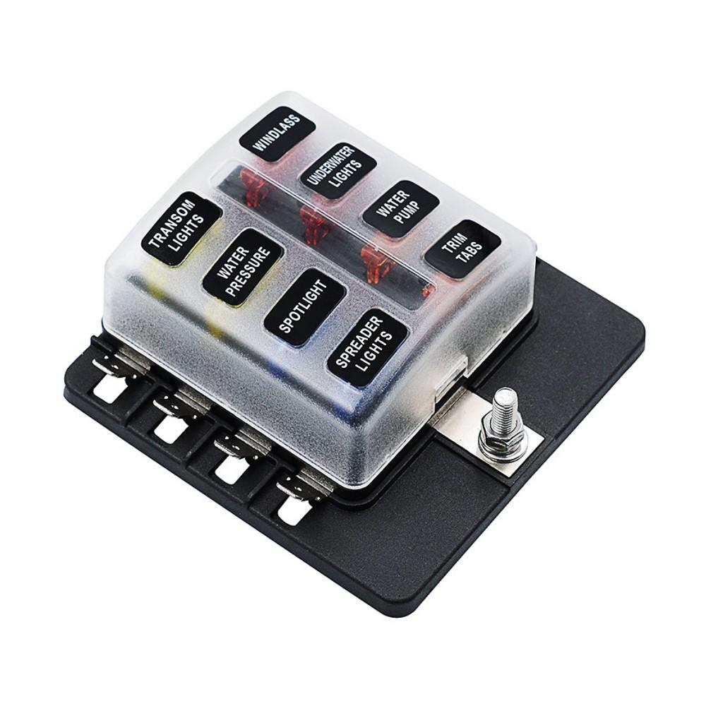 mars fuse box