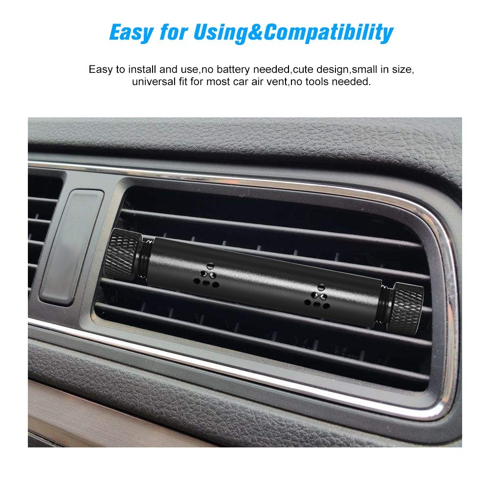 Car Vehicle Solid Air Purifier