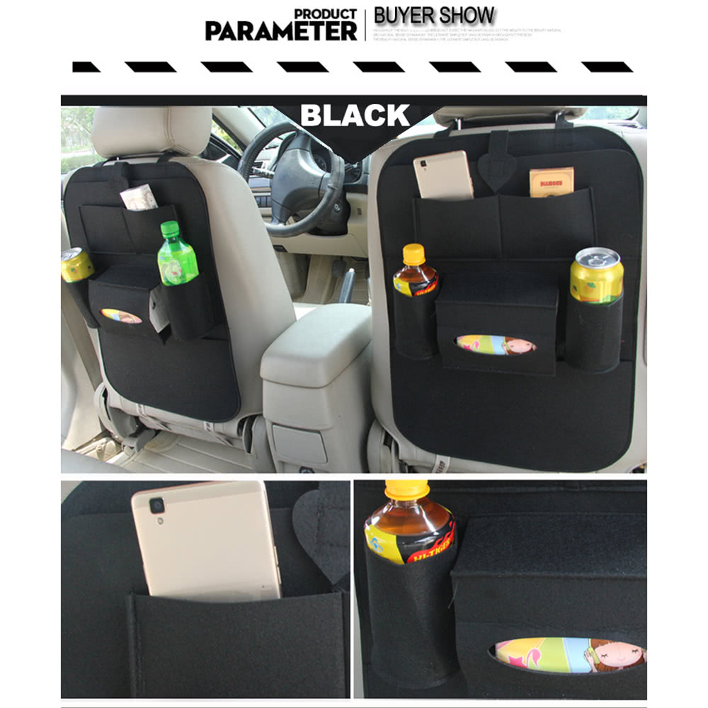 Package Size 35 16 7cm 13 78 6 30 2 76in Weight 182g 42oz List 1 Car Seat Storage Bag