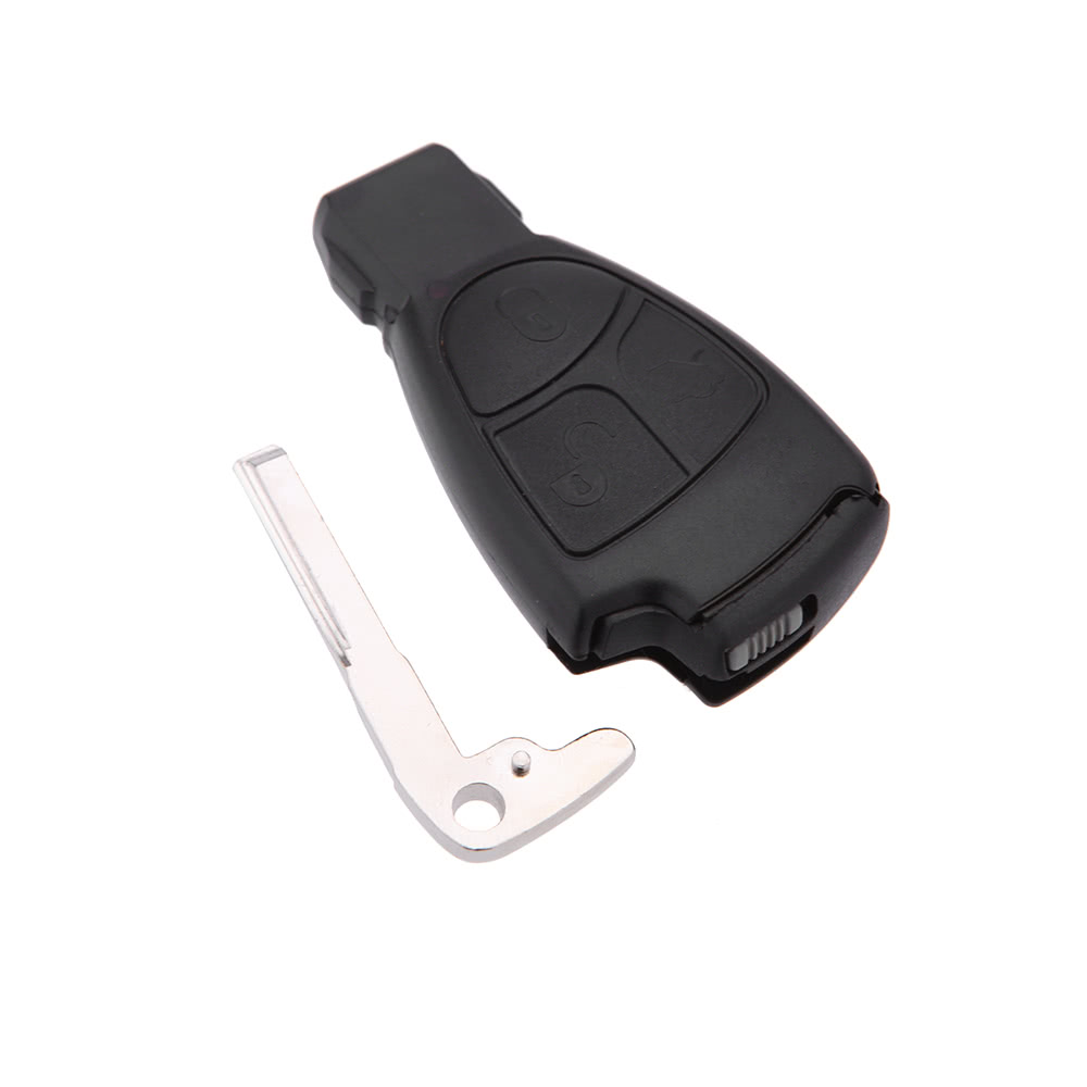 Remote key shell case fob for mercedes benz m s c e cl 3 for Mercedes benz key holder