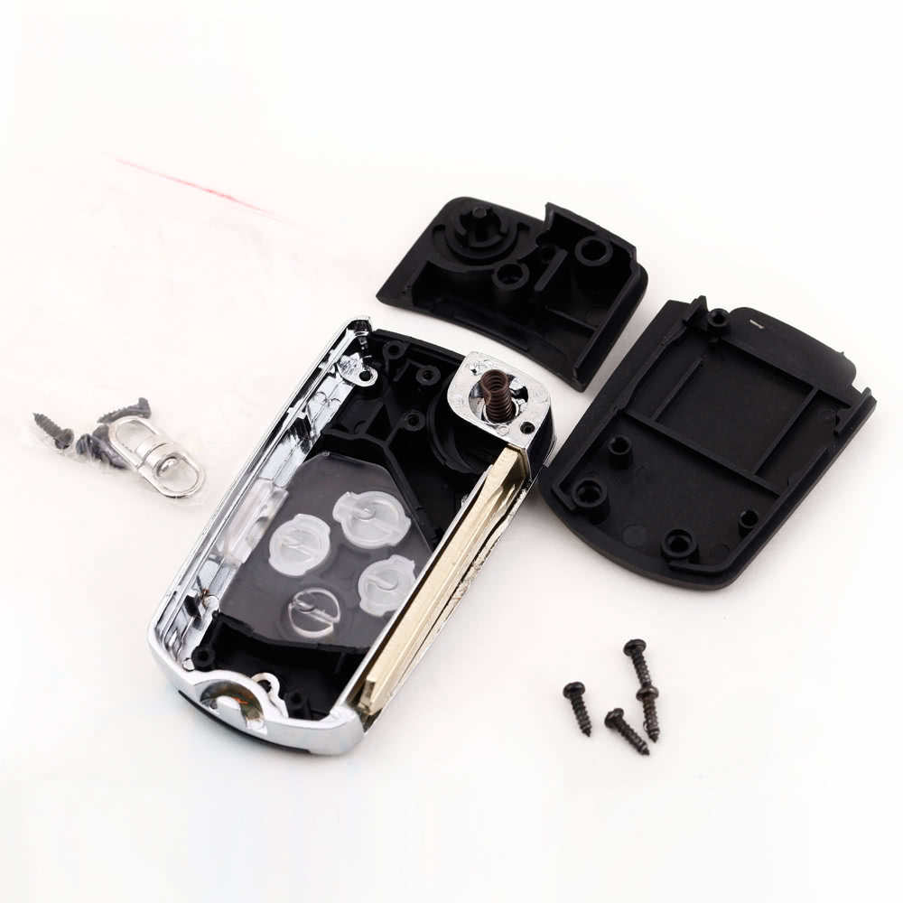3 Button Flip Remote Folding Key Shell Case for Toyota Scion Sales Online - Tomtop