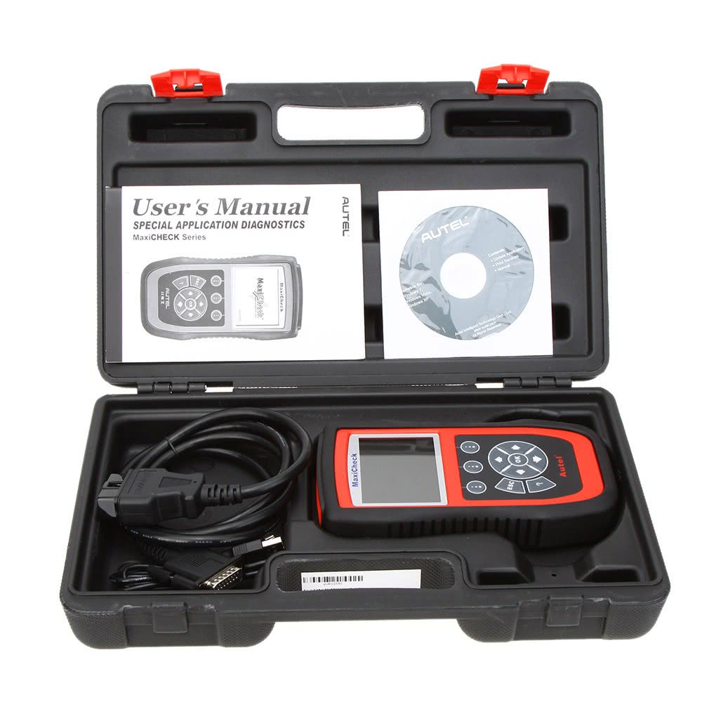 Autel MaxiCheck Pro OBD2 Diagnostic Tool Code Reader for EPB ABS SRS SAS  TPMS Sales Online - Tomtop