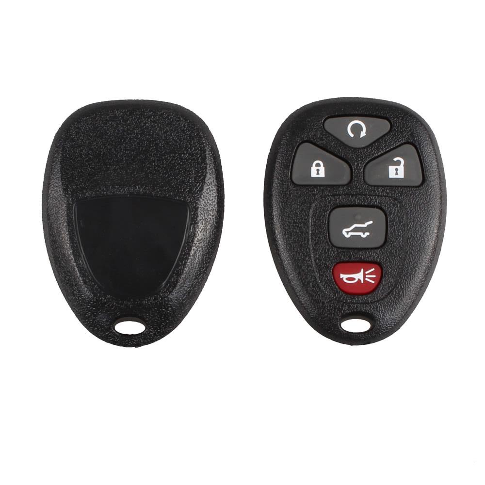 5 bouton remplacement t l d verrouillage metteur for Porte telecommande
