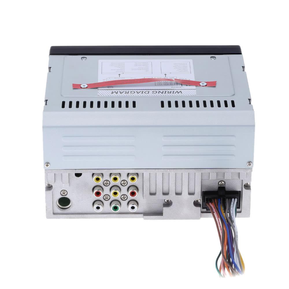 Best 7 Inch 2 Din Car Dvd Usb Sd Player Hd Multimedia Radio Sale To Wiring Diagram Bluetooth