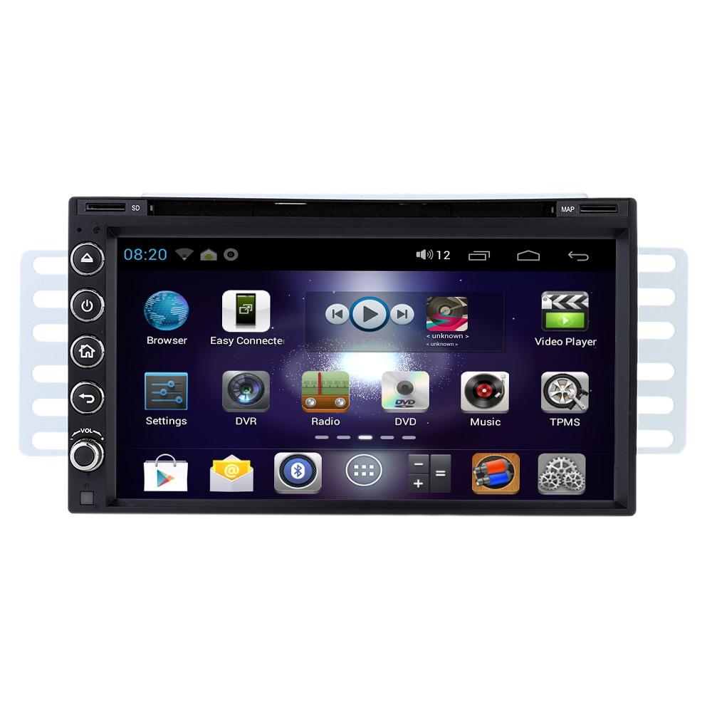 Carte Gps Australie.Universelle Android 7 2 Din Voiture Gps Navigation Lecteur Dvd Wifi