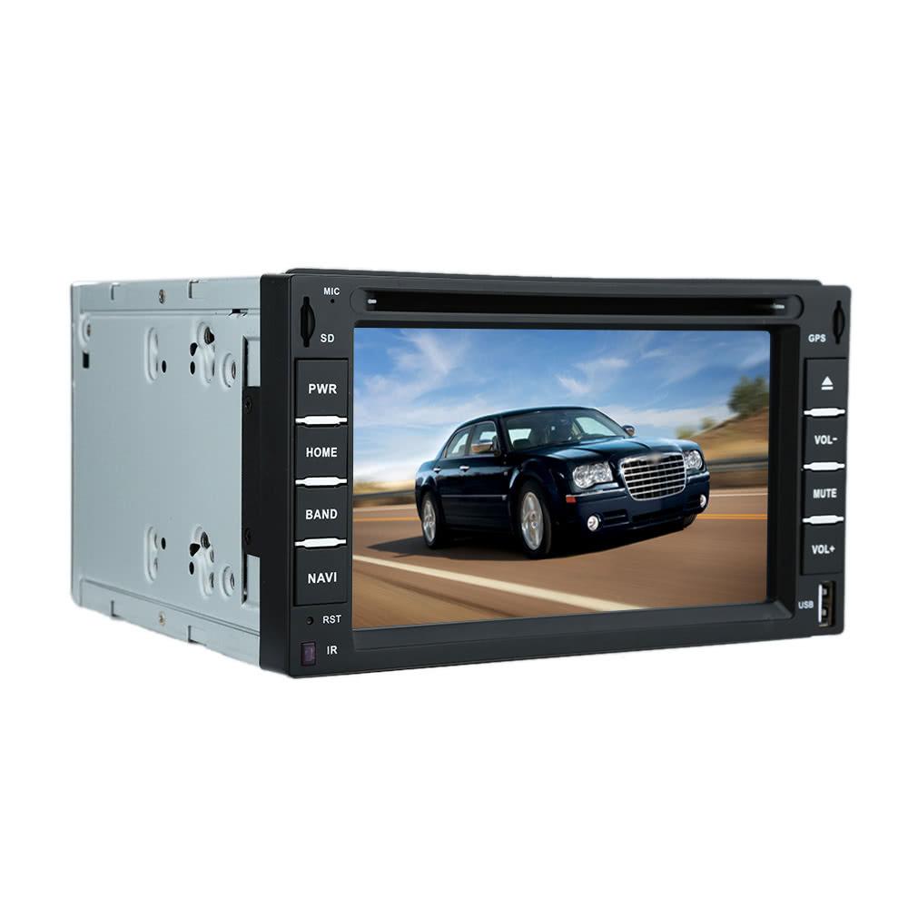 meilleur 6 usb sd 2 din voiture lecteur dvd de navigation gps bluetooth vente en ligne. Black Bedroom Furniture Sets. Home Design Ideas