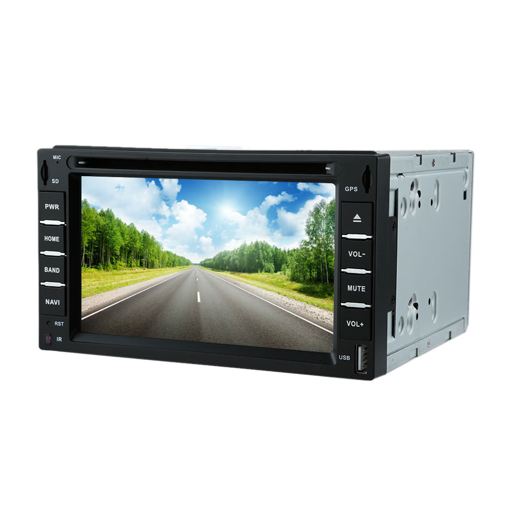 meilleur 6 usb sd 2 din voiture lecteur dvd de navigation. Black Bedroom Furniture Sets. Home Design Ideas