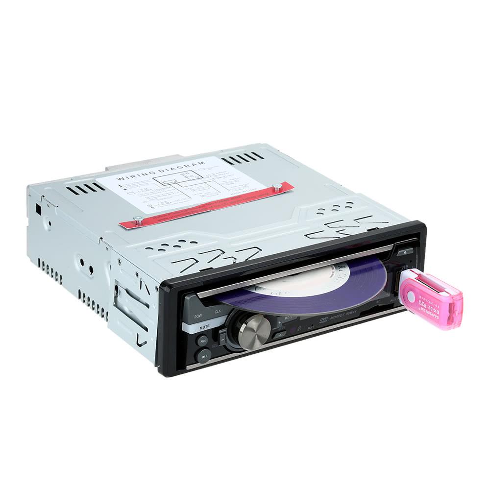 Entr e de tableau de bord fm aux voitures radio st r o - Lecteur cd pour voiture avec port usb ...