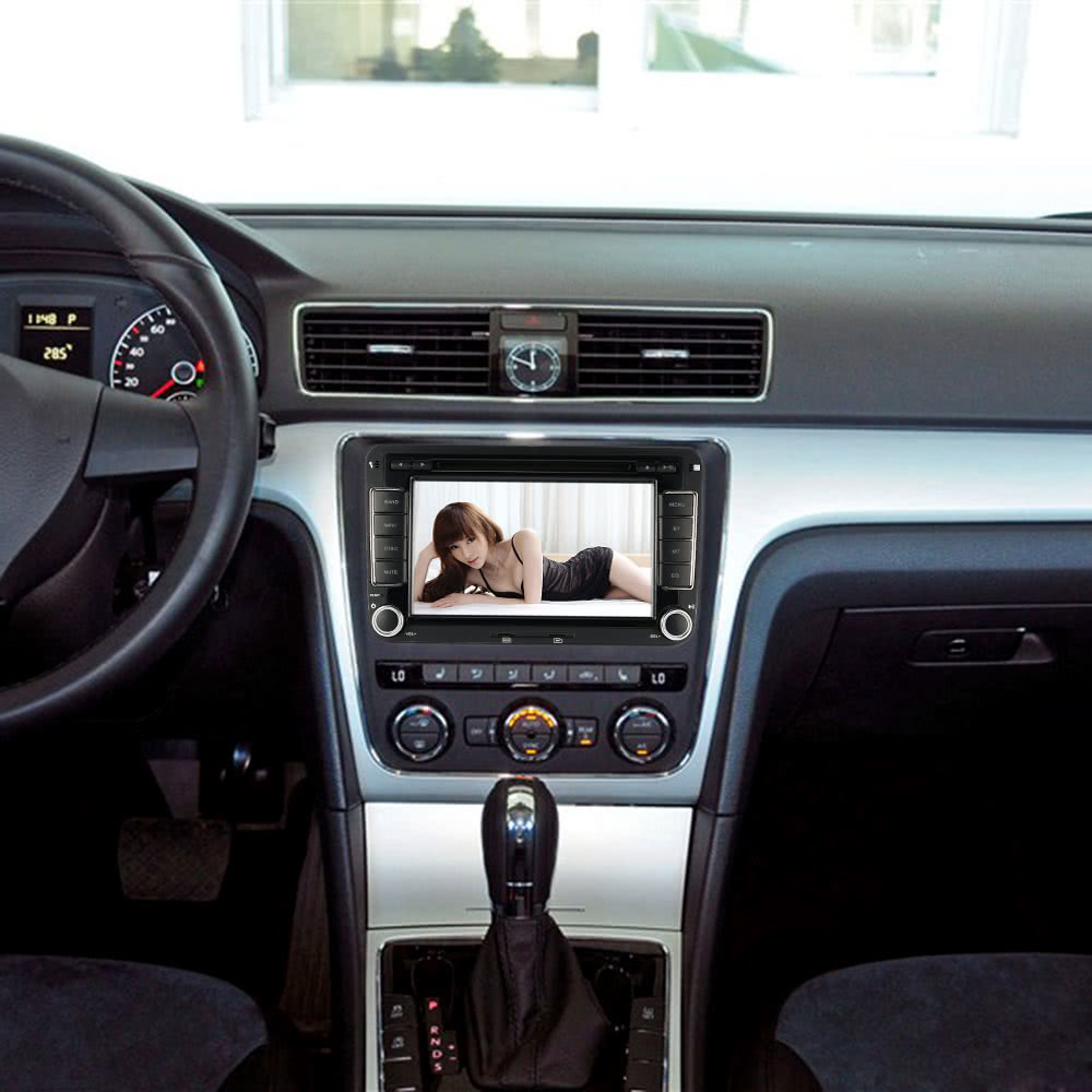 7 pouces hd cran tactile num rique lecteur dvd voiture for Ecran pc photo numerique