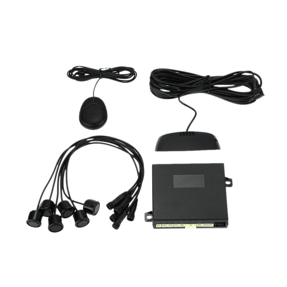 Steelmate D61 6 Sensors Parking Assist System Car Sensor Wiring Diagram Wires 1 Set Of Installation Accessory User Manual