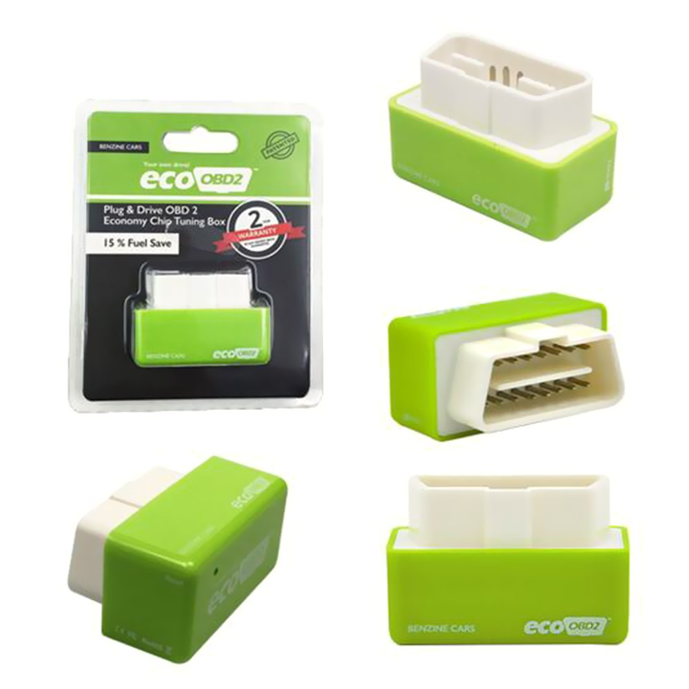 Eco OBD-2 Universal Benzine Economy Fuel Saver Tuning Box Chip for Petrol  Gas Sales Online green - Tomtop