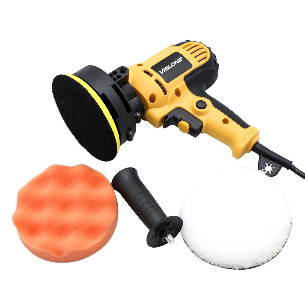 Tomtop - [Italy Clearance Sale] 53% OFF 220V-240V Machine Car Polisher, $23.99 (Inclusive of VAT)