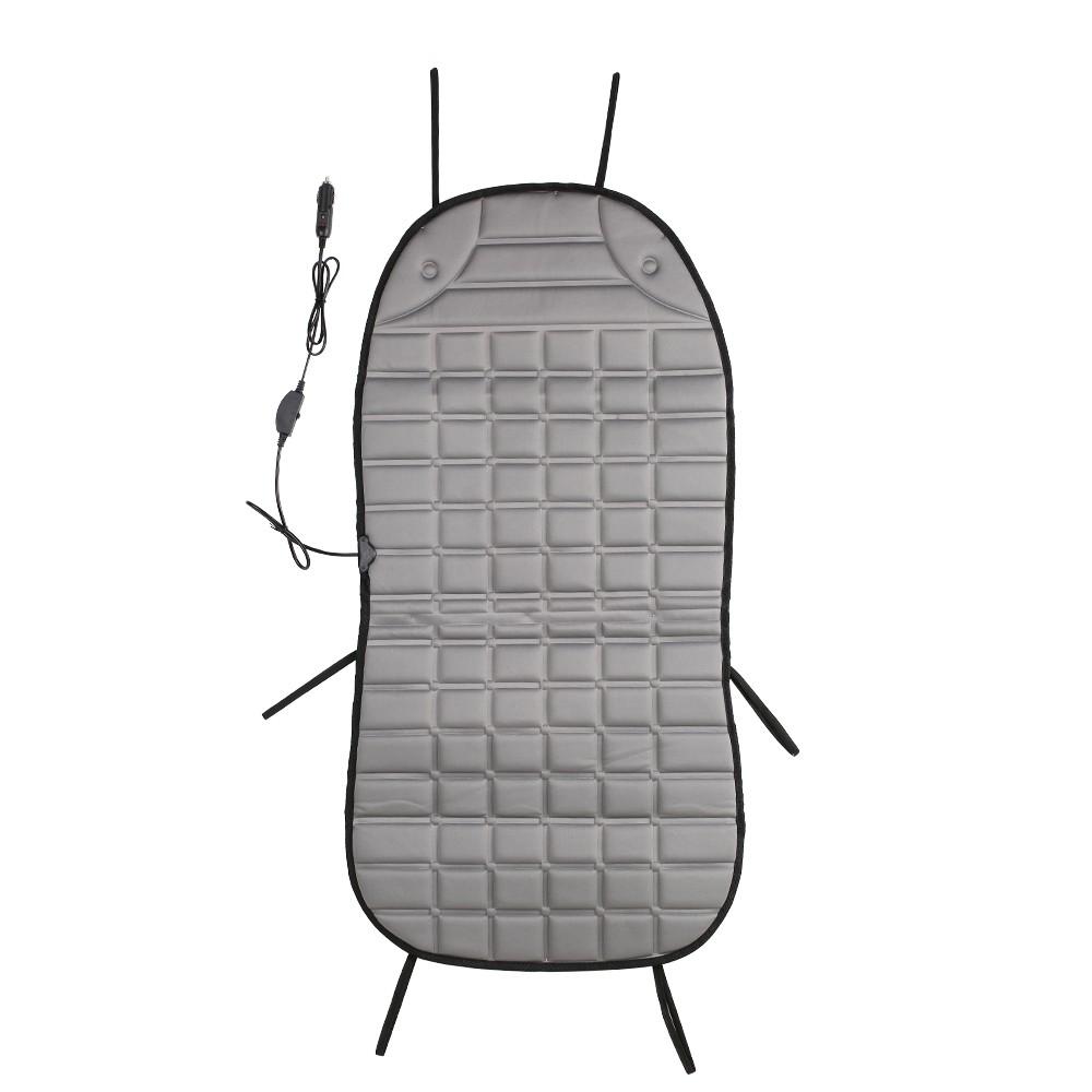 Vibrador y calentador de asiento para el hogar