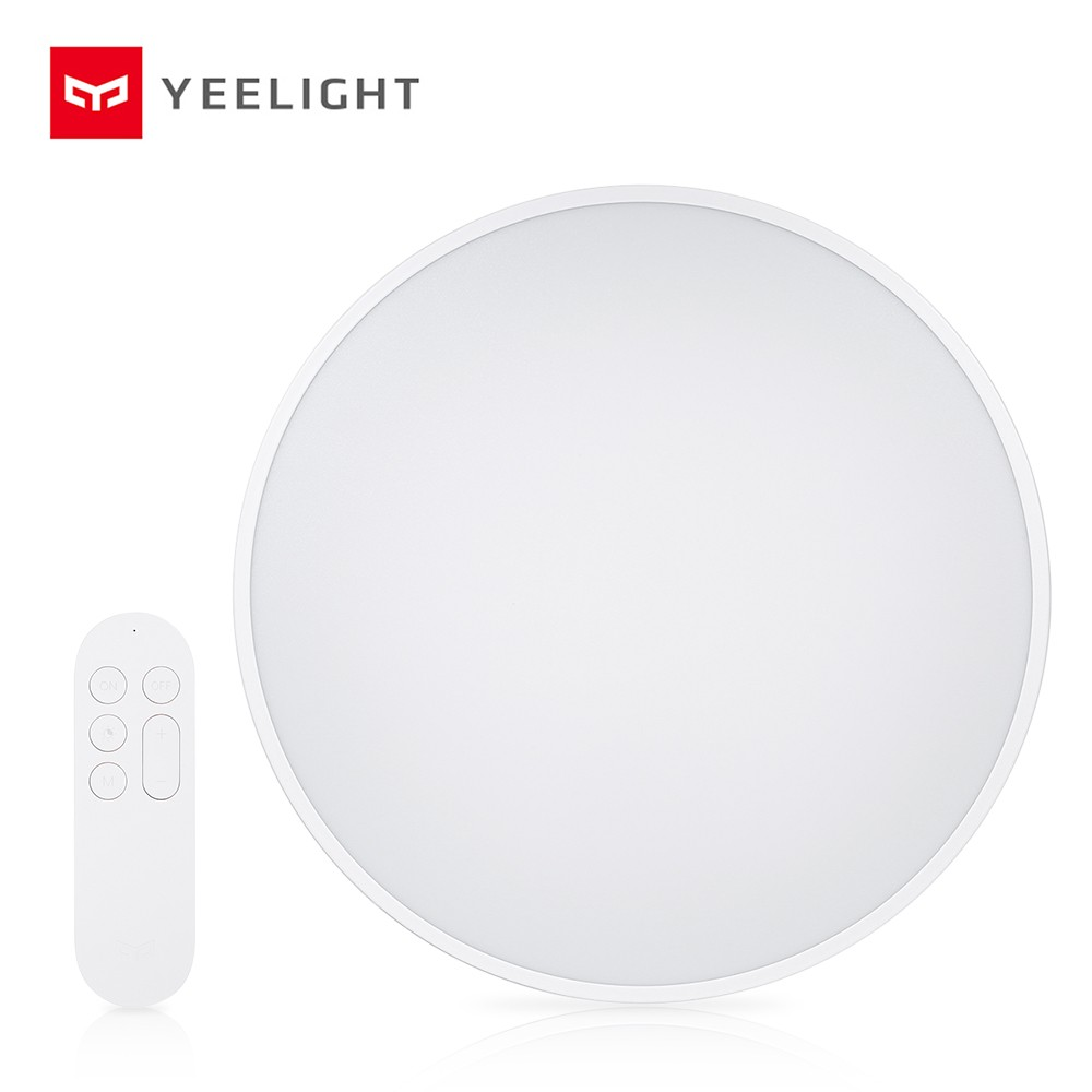 cafago.com - 67% OFF Yeelight AC220V 50W Intelligent Ceiling Light with Remote Control,free shipping+$222.11