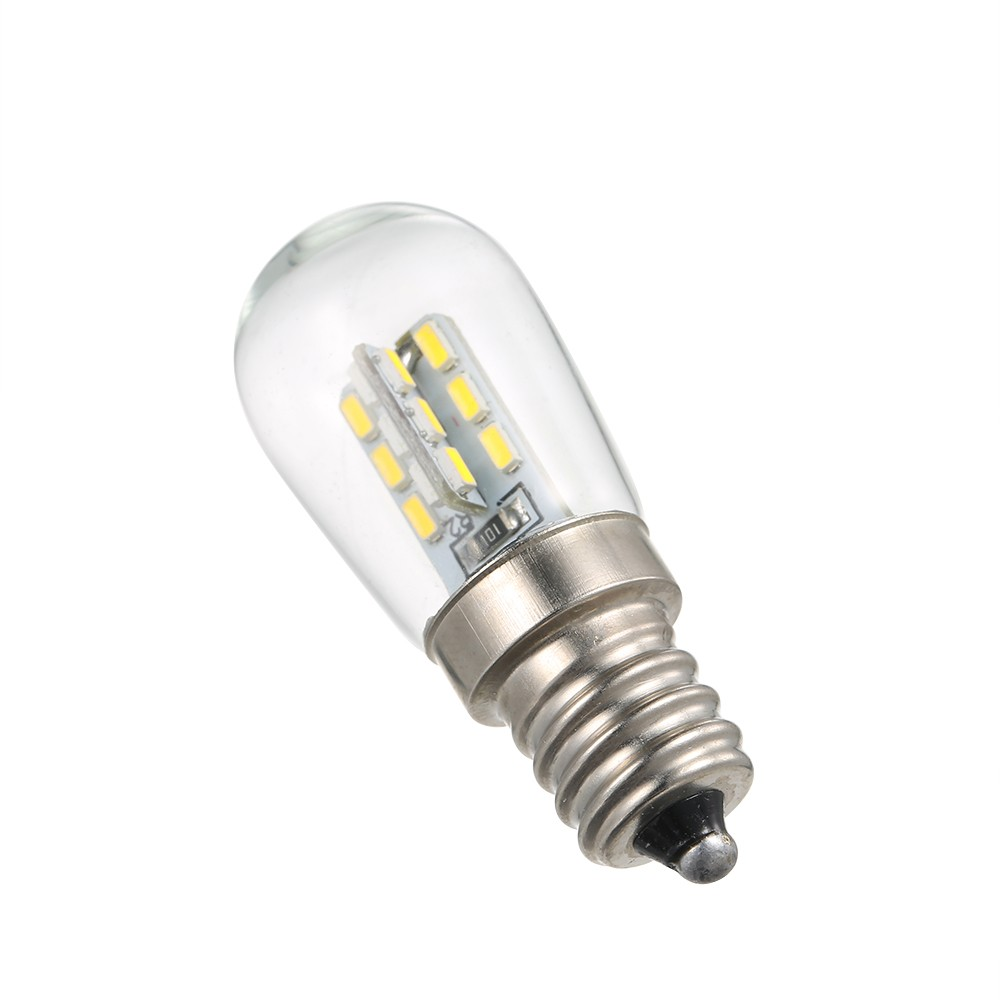 e12 led mini r frig rateur r frig rateur lampe ampoule 110v ac blanc chaud. Black Bedroom Furniture Sets. Home Design Ideas