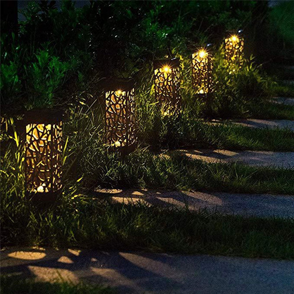 Outdoor LED Solar Garden Light