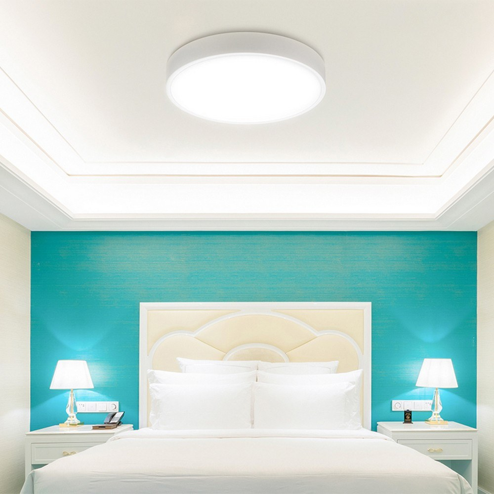 tomtop.com - 63% OFF Yeelight YLXD41YL AC220V 28W 320mm 240 LEDs Ceiling Light Upgrated Version, Limited Offers €51.84