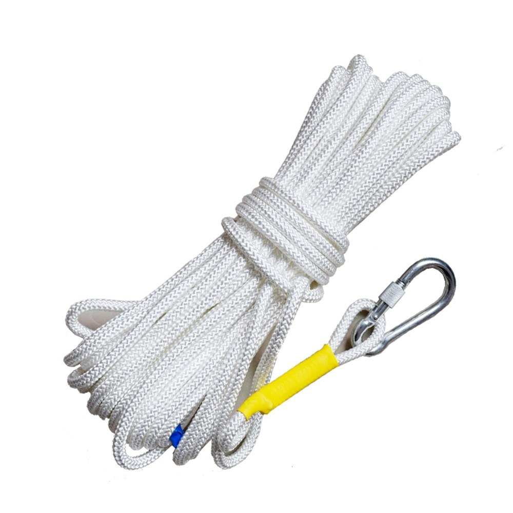 Professional 8mm Outdoor Rock Climbing Safety Rope