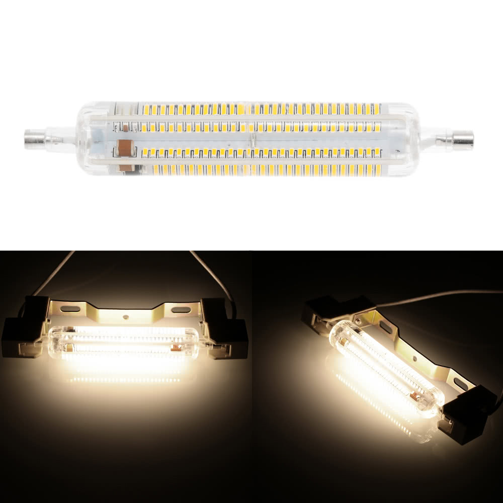 1200lm 118mm r7s 228 led 12w smd3014 ac220 240v ampoule lumi re silicagel shell ma s lampe. Black Bedroom Furniture Sets. Home Design Ideas
