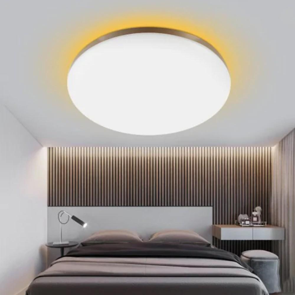 Tomtop - [EU Warehouse] 48% OFF Yeelight YLXD50YL 470mm 50W 160pcs RGB LEDs Intelligent Ceiling Light, $104.99 (Inclusive of VAT)