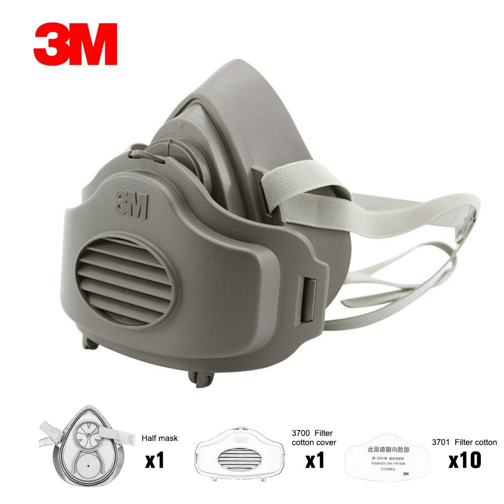 3m dust mask filters