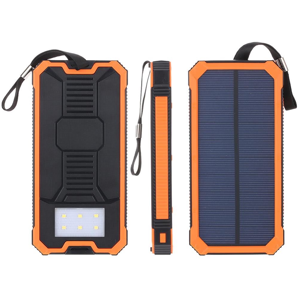 ddfb27f0345c82 Best Portable Multifunctional 5000mAh Solar Power Bank Sale Online ...
