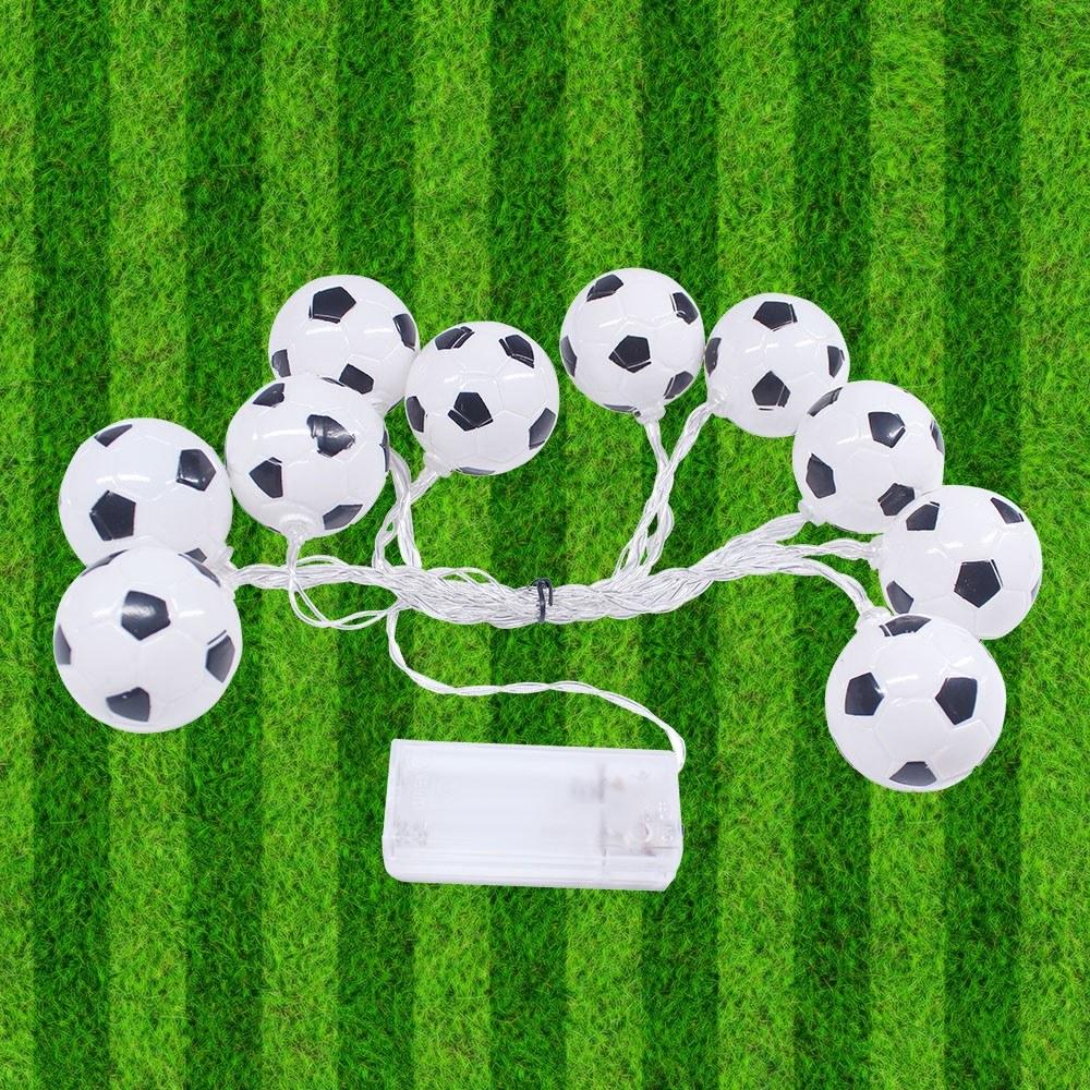 Beste 10 Led 2 13 Meter Fussball Fussball Led Strig Licht Lampe Verkauf Online Einkaufen Cafago Com