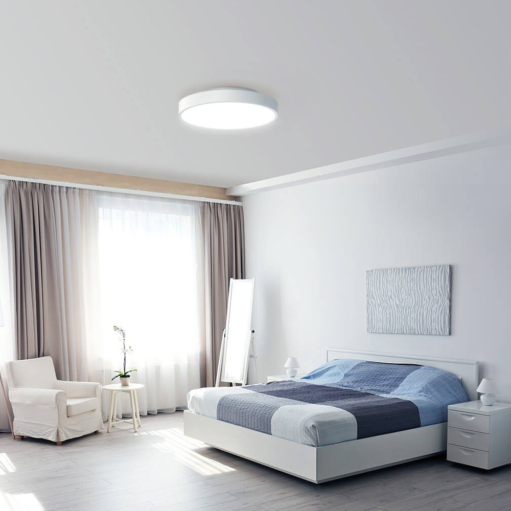 TomTop - [EU Warehouse] 74% OFF Yeelight YLXD76YL AC220V 23W LEDs Intelligent Ceiling Light, $49.99+ (Inclusive of VAT)