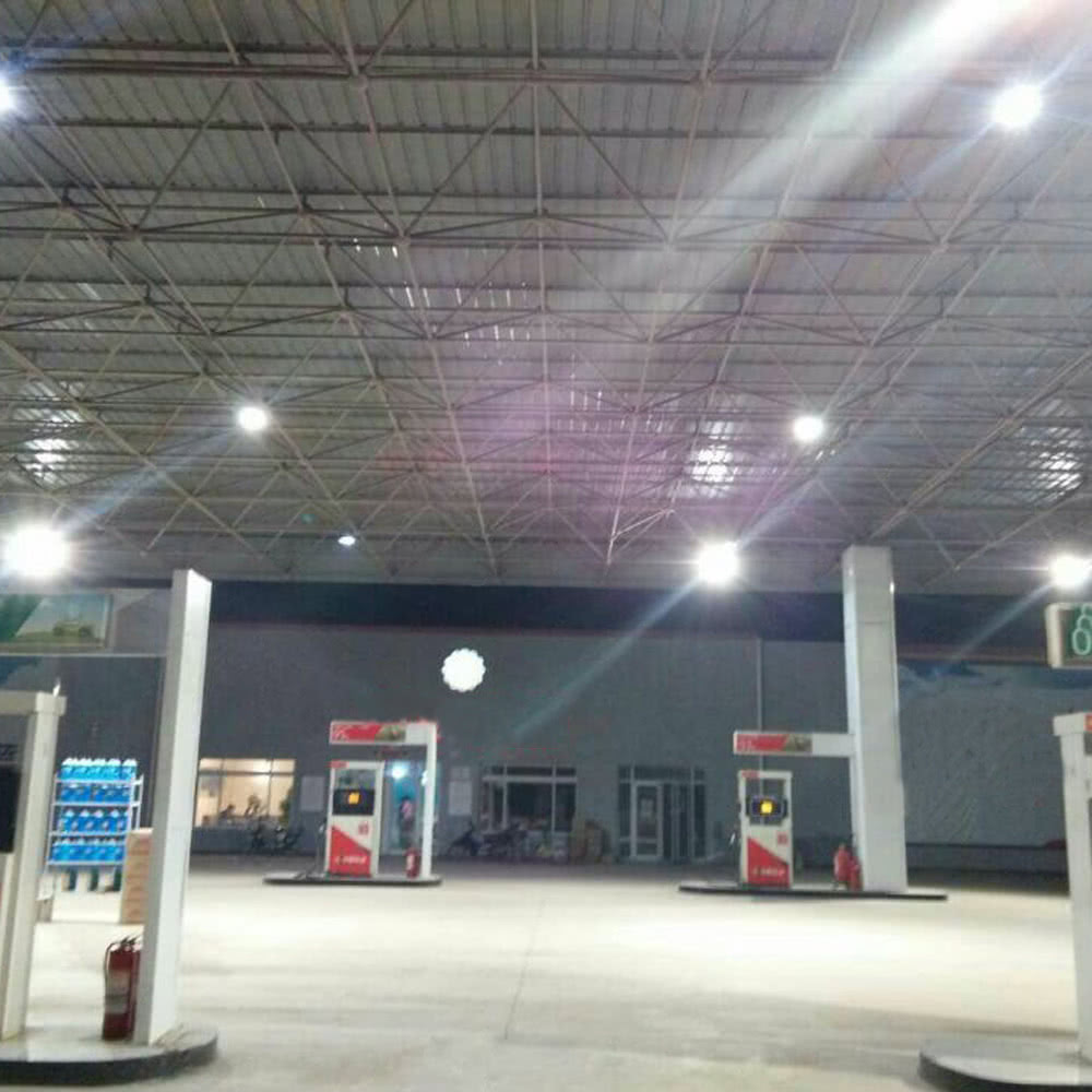 Light Industrial Warehouse For Sale London: Lixada 100W 11000-12000LM Ultra Bright IP66 Water