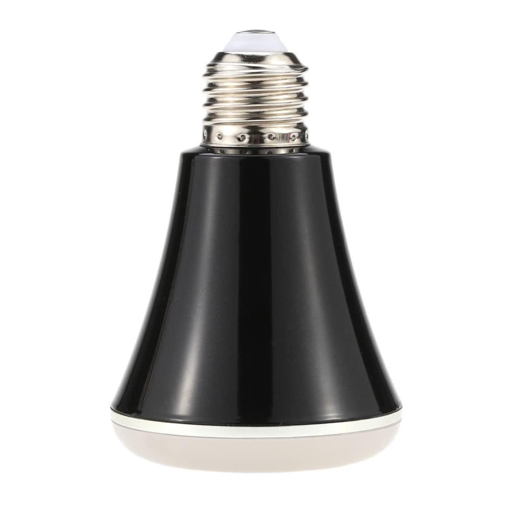 beste 4w bluetooth smart lautsprecher led e27 gl hbirne app schwarz verkauf online einkaufen. Black Bedroom Furniture Sets. Home Design Ideas