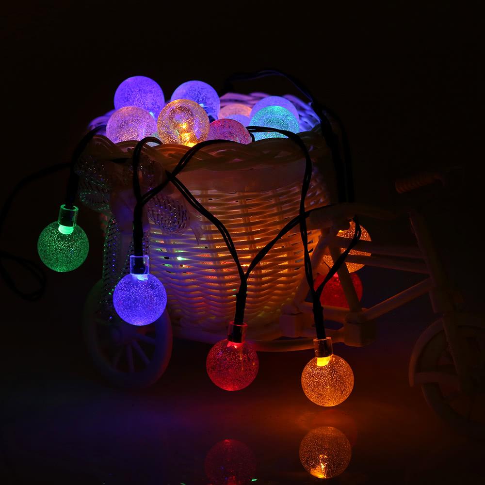 Lights.com   Decor   String Lights   Decorative String ...   Crystal Light Show String