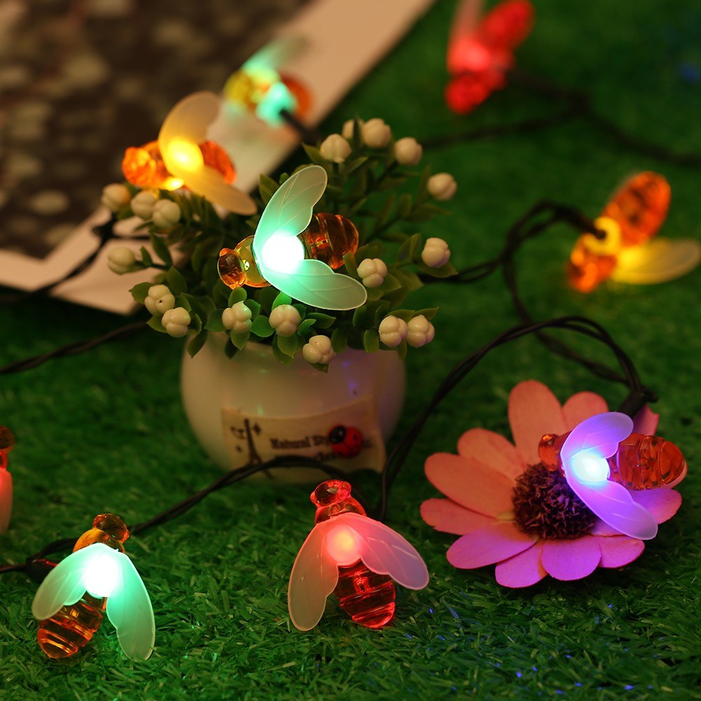 Solar Powered Garden String Light
