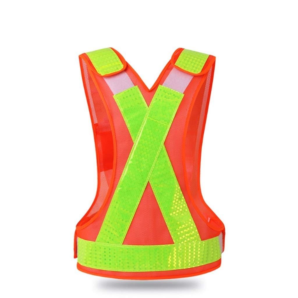 V-Shaped Reflective Safety Vest