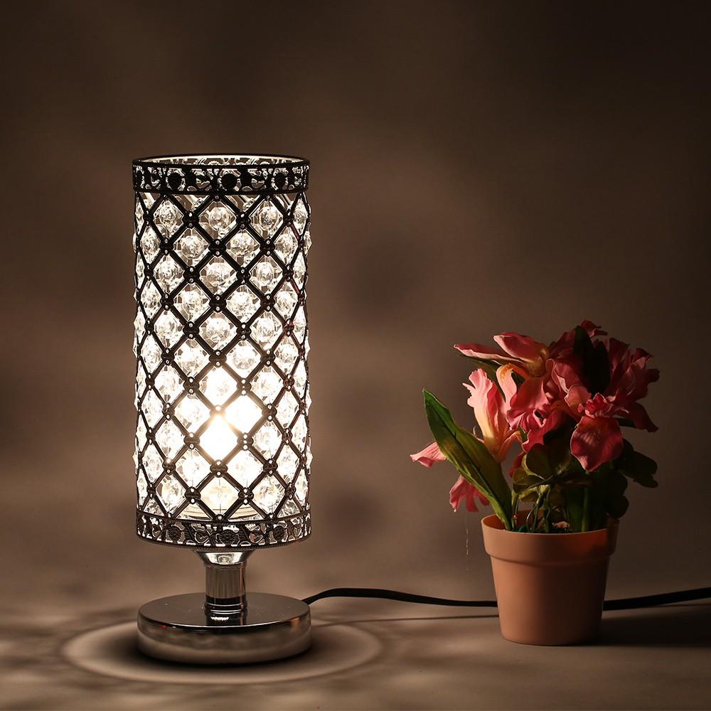 En con Compra de Lámpara escritorio Crystal lámpara uk Tomshine Venta mesa Mejor Línea de uiOXZTPk