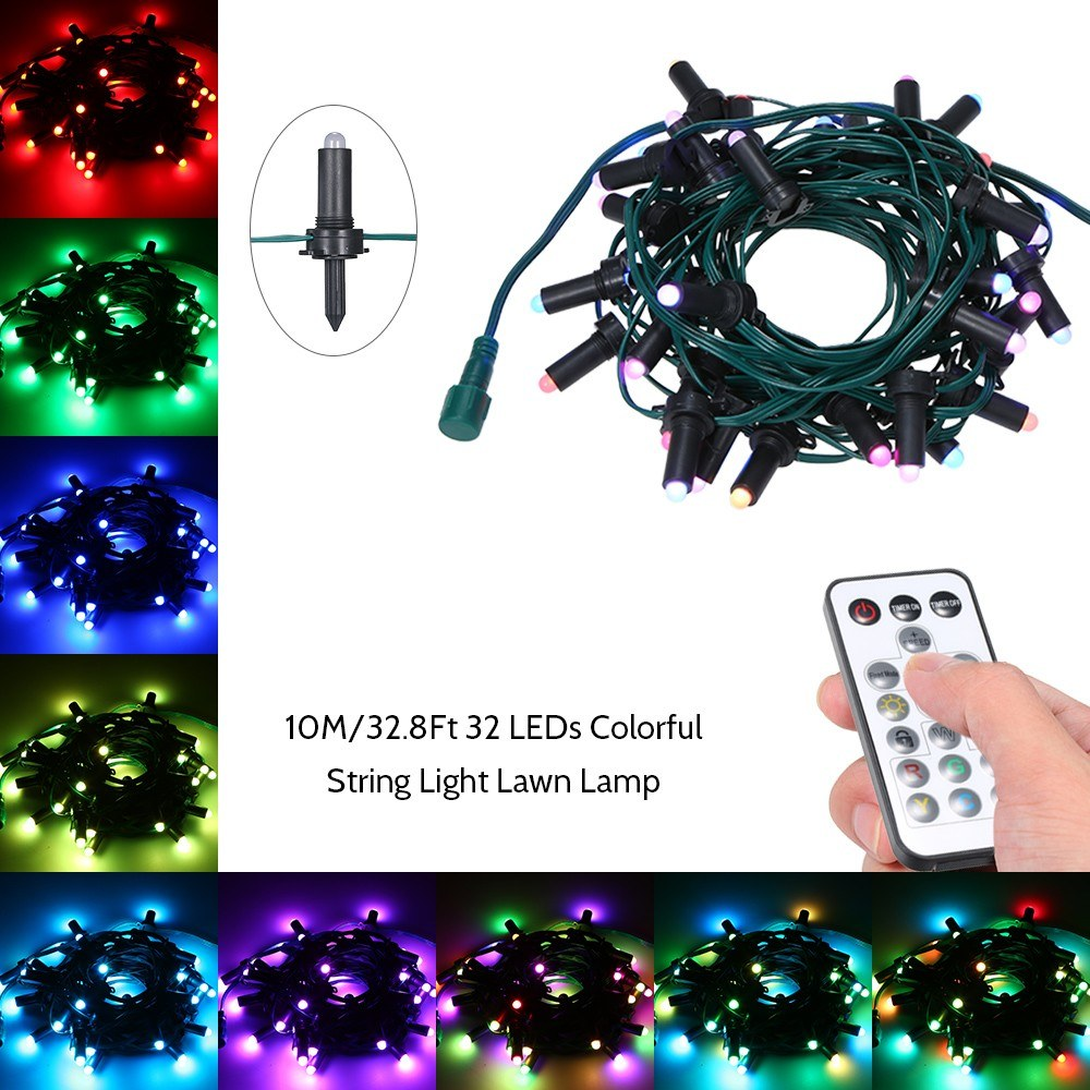5225-OFF-DC6V-6W-10M328Ft-32-LEDs-Colorful-Remote-Control-String-Lightlimited-offer-243799