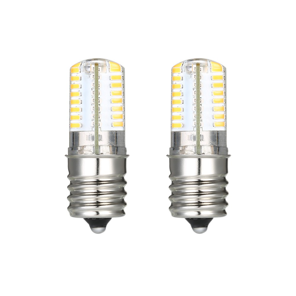 Pack Of 2 E17 Led Bulb Microwave Oven