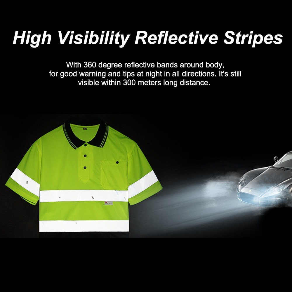 SFVest Safety Reflective Shirt