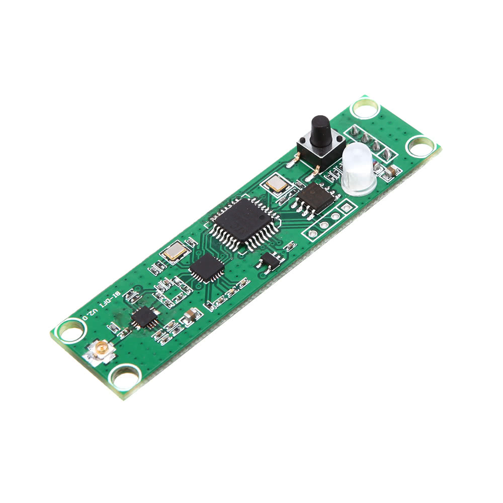 Wireless Dmx512 24g Led Stage Light Pcb Modules Board Circuit Picture Frames Printed Boards Pinterest Controller Transmitter Receiver With Antenna