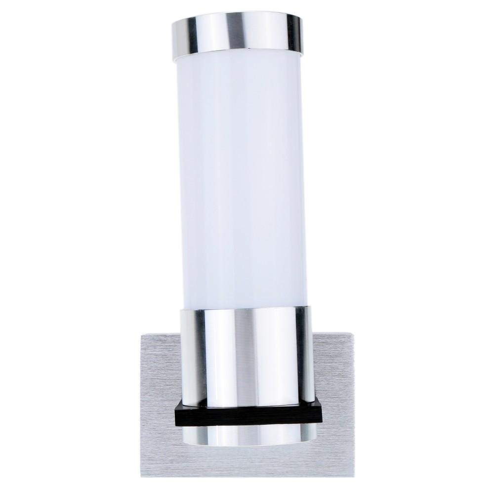 1w 85 265v ac modern simple minimalist aluminum led wall for Modern minimalist lighting