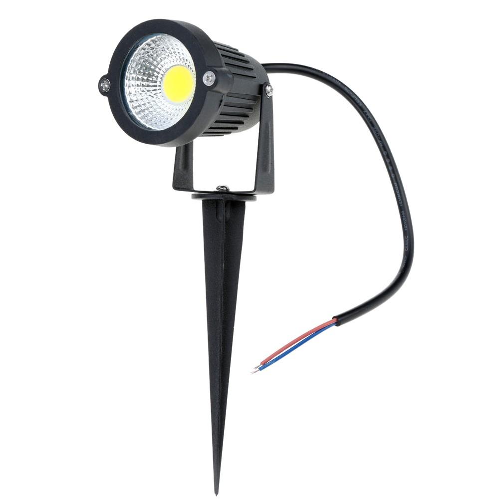 6w 12v ac dc ip65 green aluminum led lawn spot light lamp - Spot led ip65 12v ...