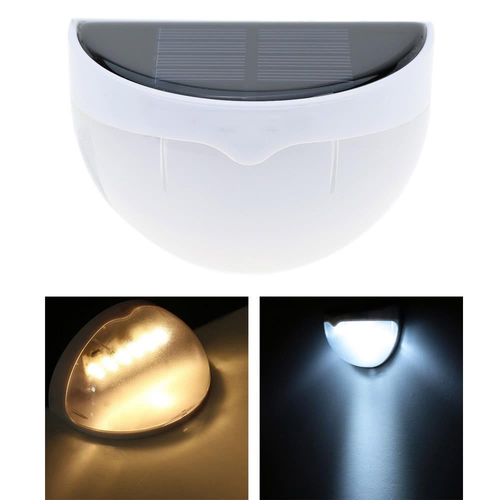 Lixada 6leds Solar Power Wireless Wall Lamp Sales Online All New No Wiring Wirless Led Pir Motion Light Sensor For White Tomtop