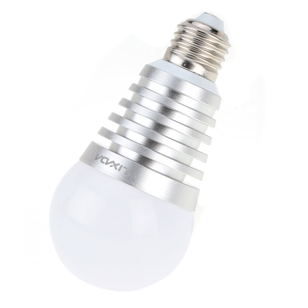 Smart Smartphone Bt Led Superlight E27 Lixada Rgb Light Controll Bulb EH29YDIW